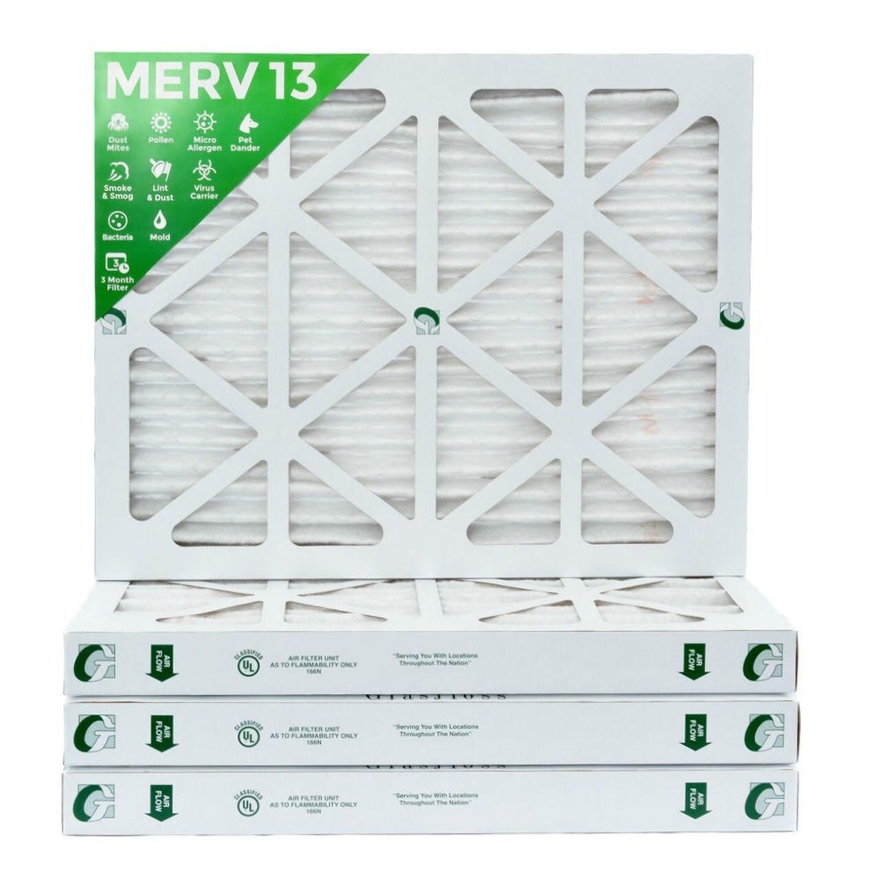 MERV 13 Filters