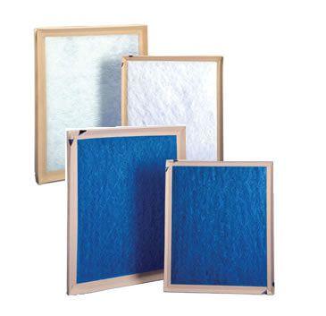 Poly/Fiberglass Filters